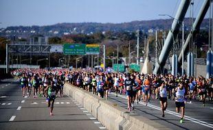 La version 2019 du marathon de New York.