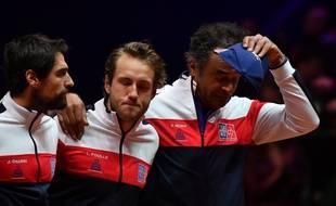 Pouille devrait avoir sa chance dimanche en finale de Coupe Davis.