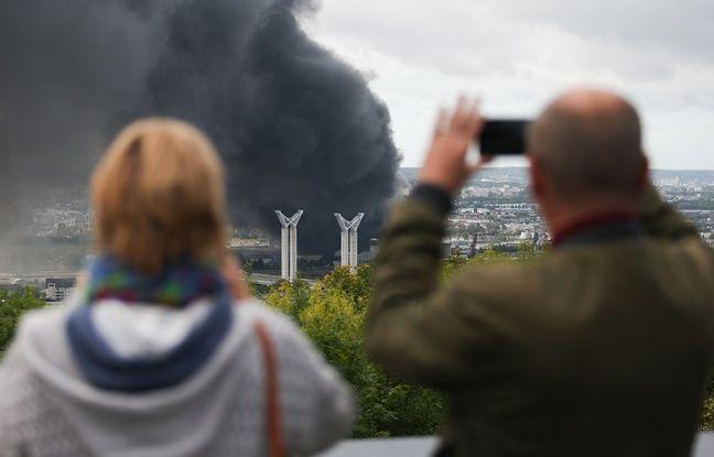 Incendie de l'usine Lubrizol à Rouen : La justice annule un arrêté autorisant un site Seveso près de la ville
