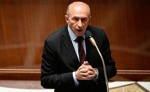 Gerard Collomb, le ministre de l'Intérieur, lors des questions au gouvernement à l'Assemblée nationale, le 5 juillet 2017.