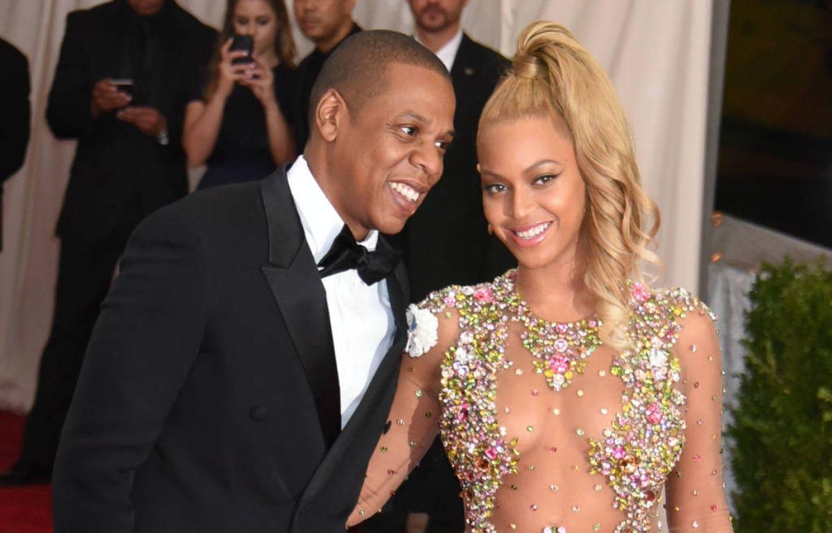 Le rappeur Jay Z et la chanteuse Beyoncé – WENN