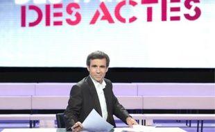 Marine Le Pen est la première invitée de cette nouvelle émission.