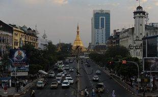 L'explosion supposée d'une bombe lundi soir dans un grand hôtel de Rangoun, principale ville de Birmanie, a légèrement blessé une Américaine, a indiqué une source policière, alors qu'une série d'explosions mystérieuses a fait deux morts ces derniers jours dans le pays.