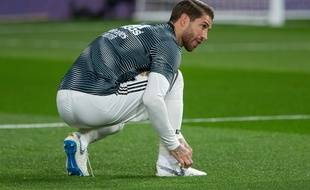 Sergio Ramos a beaucoup manqué à ses équipiers contre l'Ajax.