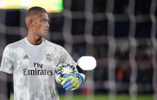 Real Madrid: Areola regrette les critiques après la publication d'une photo au Parc avec Mbappé et Choupo-Moting