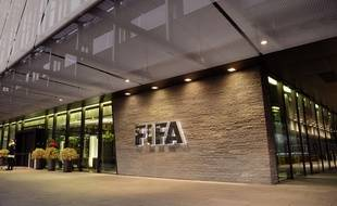 Le siège de la FiFA à Zurich.