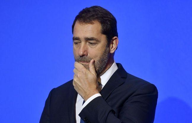 Christophe Castaner, le ministre de l'intérieur, le 10 janvier 2019.