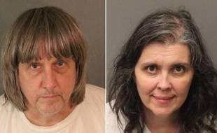 David et Anna Turpin ont été arrêtés le 14 janvier 2018 et sont accusés d'avoir retenu prisonniers leurs 13 enfants.