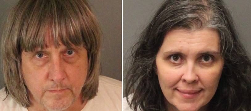David et Anna Turpin ont été arrêtés le 14 janvier 2018.
