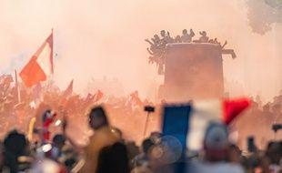 Ce lundi soir, TF1 s'intéressera aux Français qui ont célébré la victoire des Bleus à la Coupe du monde.