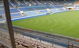 Strasbourg: Le financement de la rénovation du stade de la Meinau avance. (Archives)