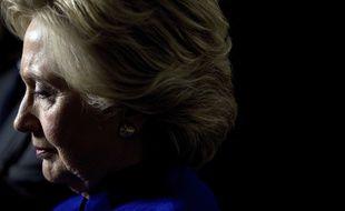 Hillary Clinton, le 2 novembre 2016 en Arizona.