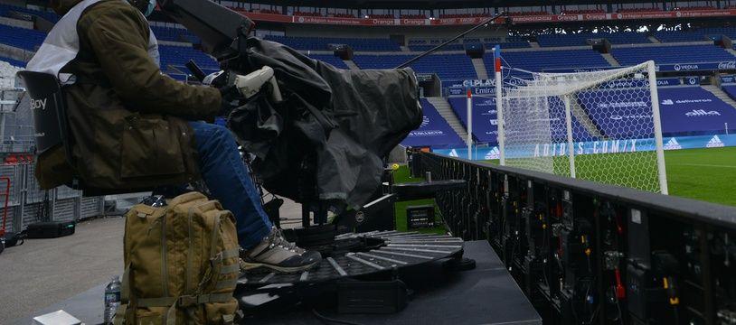 La LFP veut revoir le mode de commercialisation des droits TV des championnats professionnels (photo d'illustration).