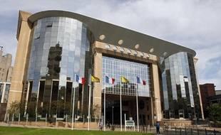 Le siège du conseil général du Nord à Lille.