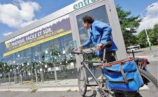 Les parcs vélos collectifs, comme celui de Marcel-Paul, vont se multiplier.