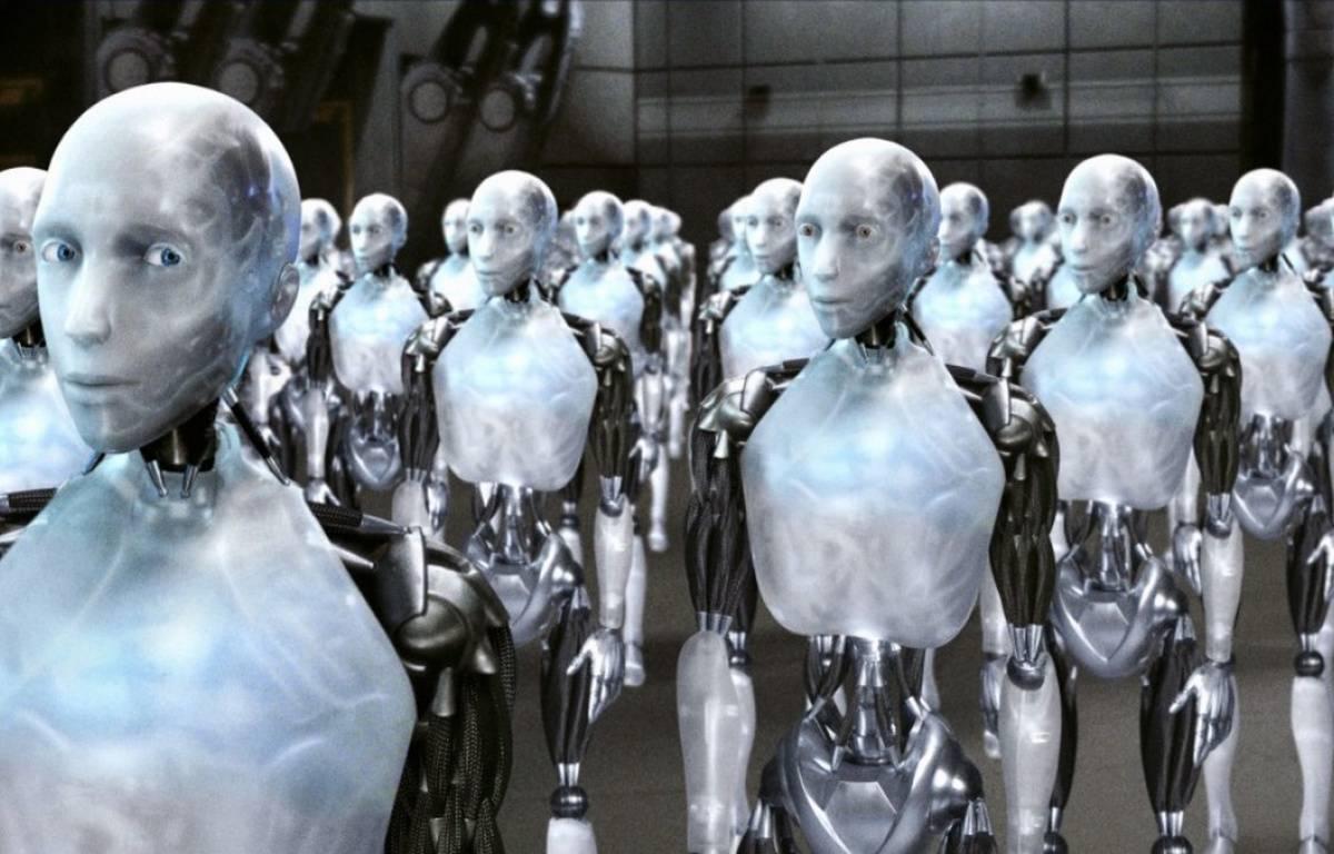 Des robots du film «I, robot» – 20TH CENTURY FOX