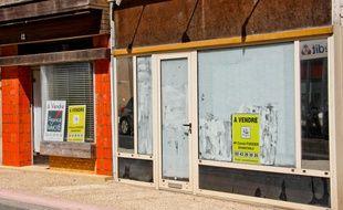 400 commerces d'Annecy alertent sur la mise en danger de leurs entreprises fermées durant le reconfinement. (Illustration)
