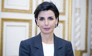 Rachida Dati, en 2012 à Paris.