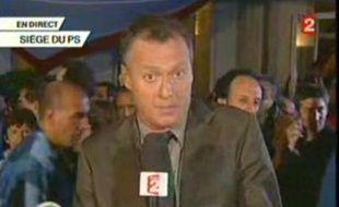 L'annonce de la rupture entre Ségolène Royal et François Hollande dimanche 17 juin sur France 2