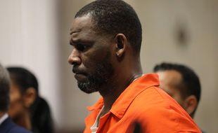 R. Kelly lors d'une audience à la Leighton Criminal Courthouse en septembre 2019.