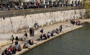 Coronavirus à Lyon: La préfecture saisit le parquet après une fête sauvage sur les quais (Illustration)