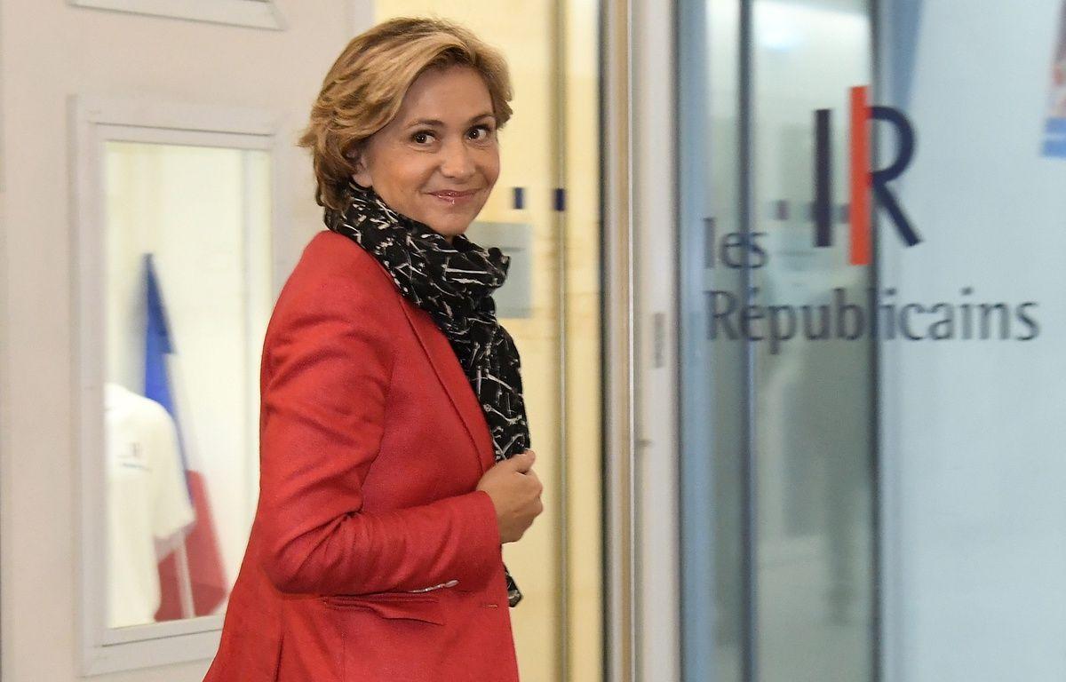 """Valérie Pécresse, présidente de la région Ile-de-France, a réaffirmé sa volonté de maintenir la """"clause Molière"""".  – AFP"""