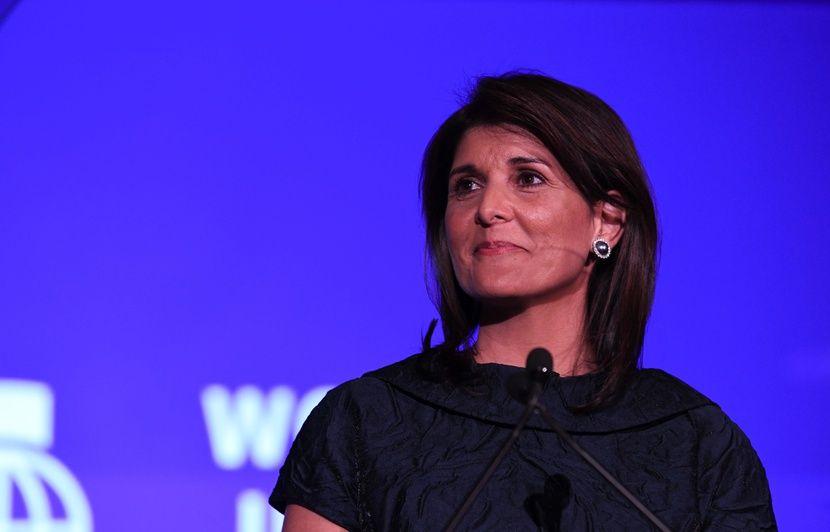 Nikki Haley décrit une guerre interne entre les pro et anti-Trump à la Maison Blanche