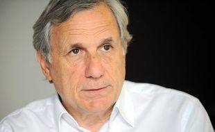 Jean-Marie Colombani, le fondateur et Président de Slate.fr.