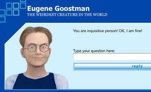 Eugene Goostman, 13 ans, est un ordinateur.