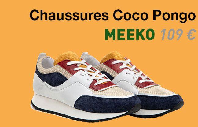 Chaussures de running Coco Pongo de Meeko