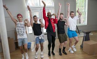 Antoni, Tan, Karamo, Bobby et Jonathan s'installent à Philadelphie pour la saison 5 de Queer Eye.