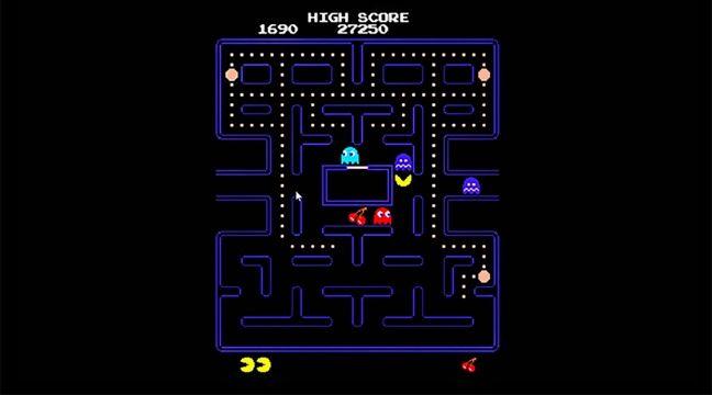 Namco prépare un nouveau « Pac-Man »