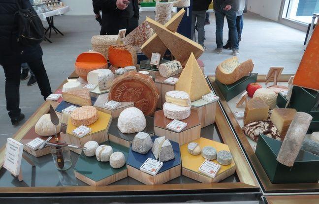Le paradis des amateurs de fromage