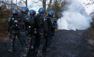 La première tentative d'expulsion de la ZAD avait eu lieu à l'automne 2012.