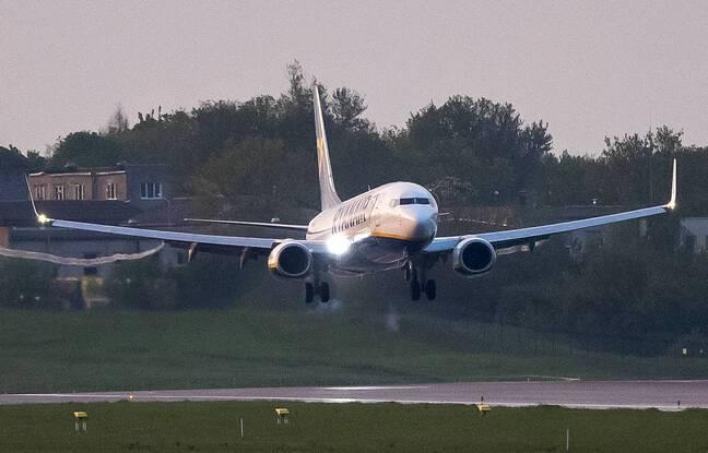 648x415 avion detourne armee bielorusse arreter opposant politique 23 mai 2021