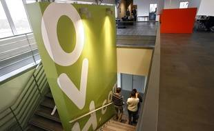 Le siège social du groupe OVH, à Roubaix.