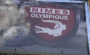Le stade des Costières, le 18 novembre 2014.