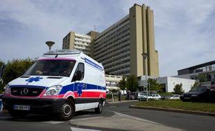 L'enfant de 5 ans a été hospitalisé au CHU de Poitiers.