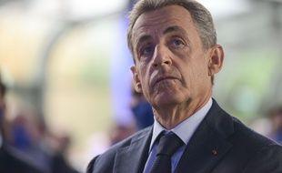 Nicolas Sarkozy, à Paris le 29 Septembre 2020.