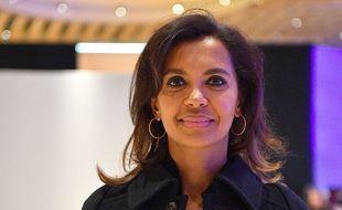M6 défend Karine Le Marchand face aux «propos dénigrants» tenus dans «Touche pas à mon poste» (Archives)