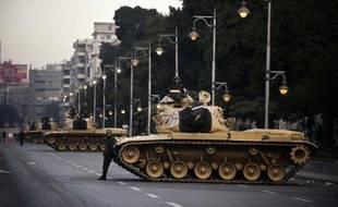 L'armée égyptienne a mis en échec une tentative d'attentat lundi avant l'aube contre une église copte à Rafah, une ville frontalière de la bande de Gaza, selon l'agence officielle Mena.