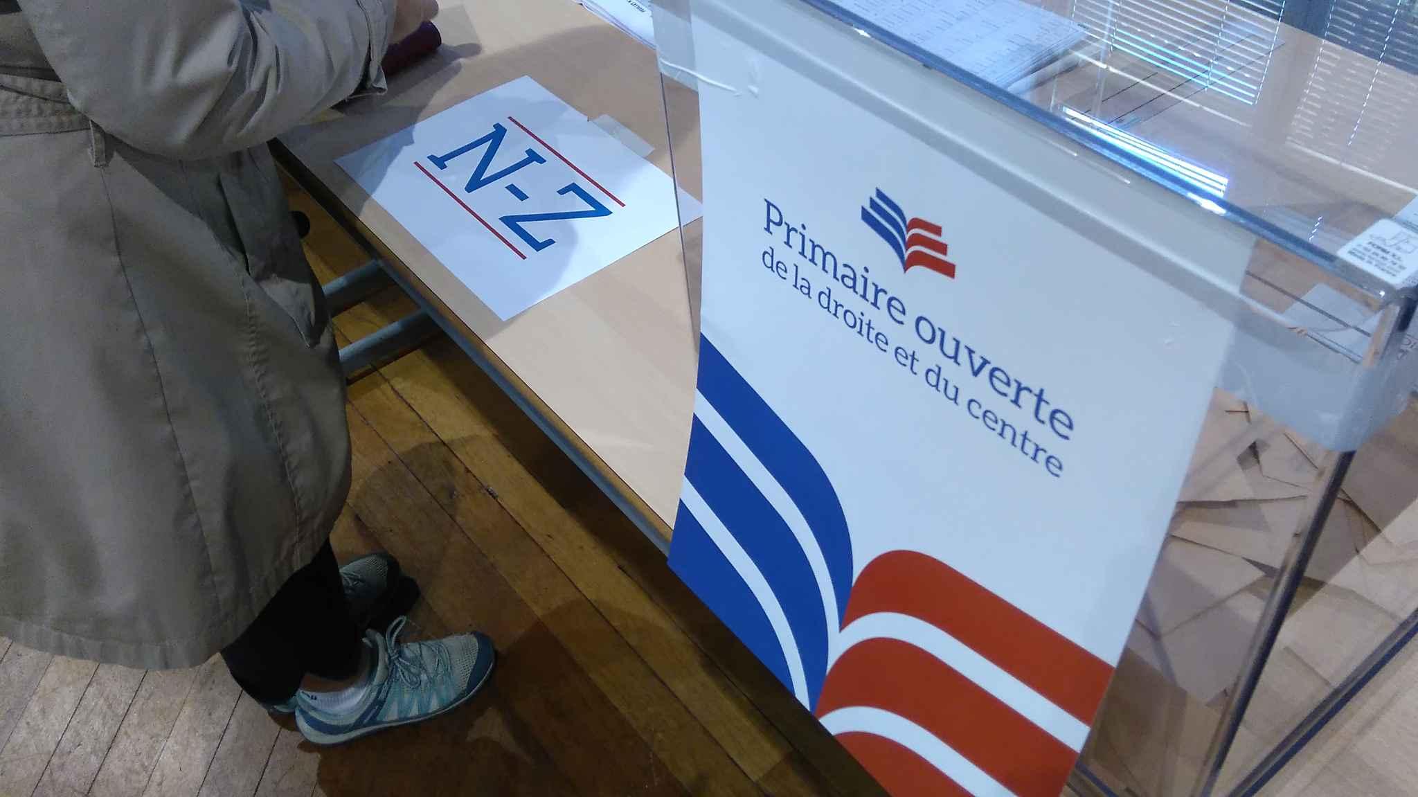 primaire 224 droite qui a vot 233 224 la primaire des hommes retrait 233 s en majorit 233