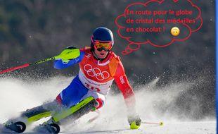 Alexis Pinturault et les Bleus se sont loupés sur le slalom.
