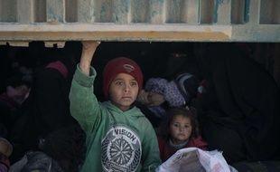 L'ONG Save the Children alerte la communauté internationale sur la situation des enfants dans les camps de déplacés en Syrie.