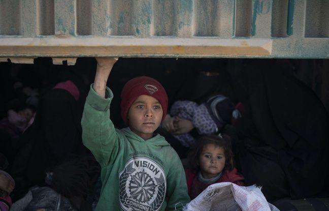Syrie: Plus de 2.500 enfants entassés dans trois camps, l'ONG Save the Children lance un SOS