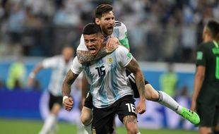 Messi et Rojho ont sauvé l'Albiceleste