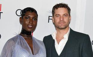 L'acteur Joshua Jackson et sa femme Jodie Turner-Smith