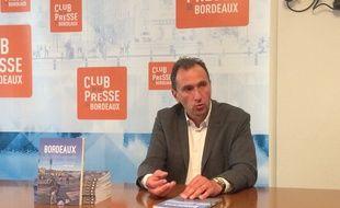 Vincent Feltesse a écrit avec le collectif Bordeaux Métropole des Quartiers un premier ouvrage, présenté ce mercredi au club de la presse de Bordeaux.