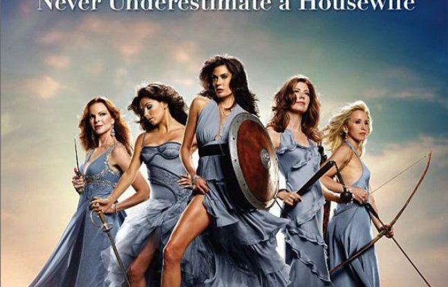 L'une des affiches promotionnelles de la saison 6 de la série