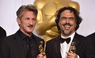 Sean Penn et Alejandri Innaritu